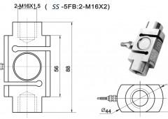 SS-526 S形传感器
